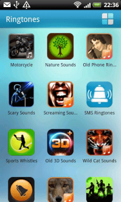 Ringtones, All In One 1.6