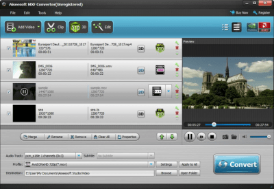 Aiseesoft MXF Converter 9.2.20
