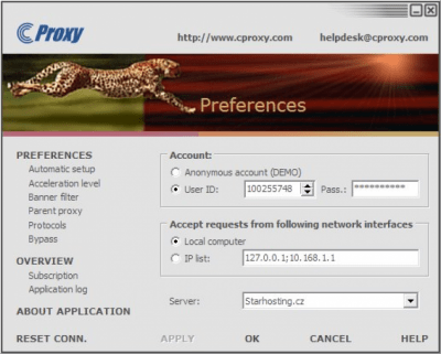 CProxy 1.2.3.14