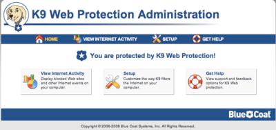 K9 Web Protection 4.4.268
