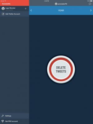 DELETE TWEETS: DLTTR 2.0.8