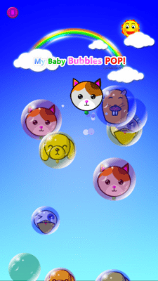 My baby game (Bubbles pop!) free 2.04
