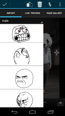 Rage Face Photo 5.0.0