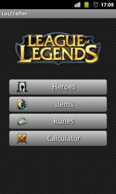 League of Legends Crafter 1.49
