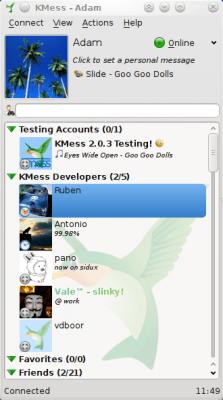 KMess 2.0.6.2