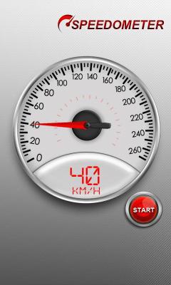 Speedometer 1.3.5