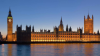 Скачать Заставка (скринсейвер) Вестминстерский дворец (Palace of Westminster)
