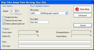 Smart DVD/CD Burner 3.0.104