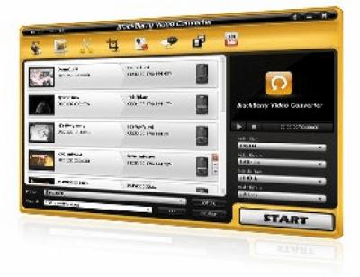 BlackBerry Video Converter 4.0.0