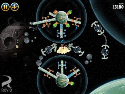 Angry Birds Star Wars HD 1.5.11