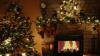 Скачать Заставка (Screensaver) Рождественский камин