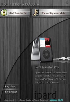 iPod + iPhone PC Suite 6.1.50