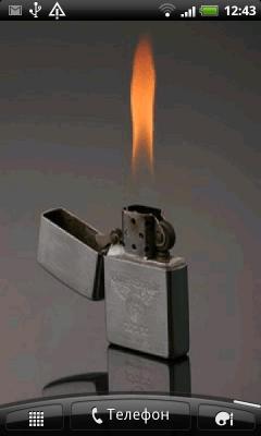 Зажигалка 5.0