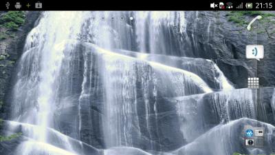 Водопад Живые обои 4.0