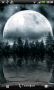 Скачать Лунный дождь Живые обои
