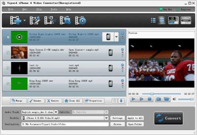 iPhone 4 Video Converter 6.1.50
