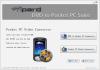 Скачать Tipard DVD to Pocket PC Suite