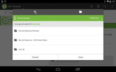 uTorrent - Torrent Downloader 5.3.3