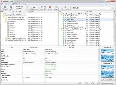 MusicBrainz Picard 1.4.2