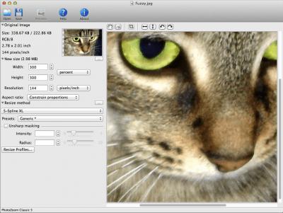 PhotoZoom Classic 7.1.0