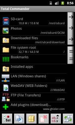 FTP Plugin for Total Commander 2.22