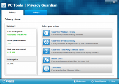 Privacy Guardian 5