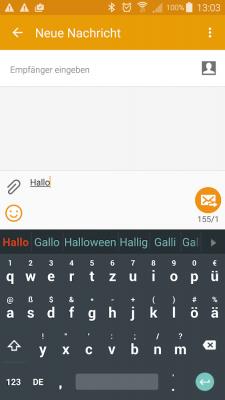 German for Smart Keyboard 2.2