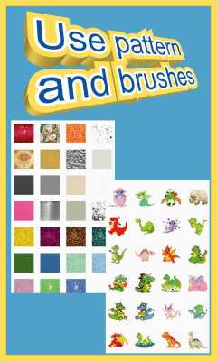 Раскраска для детей - Динозавр 29