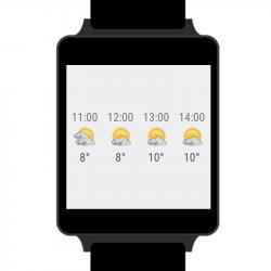 Transparent clock & weather 1.41.51