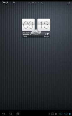 Sense V2 Flip Clock & Weather 4.26.06.02