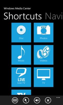Media Center Remote 3.30.0.0
