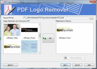 PDF Logo Remover 1.1