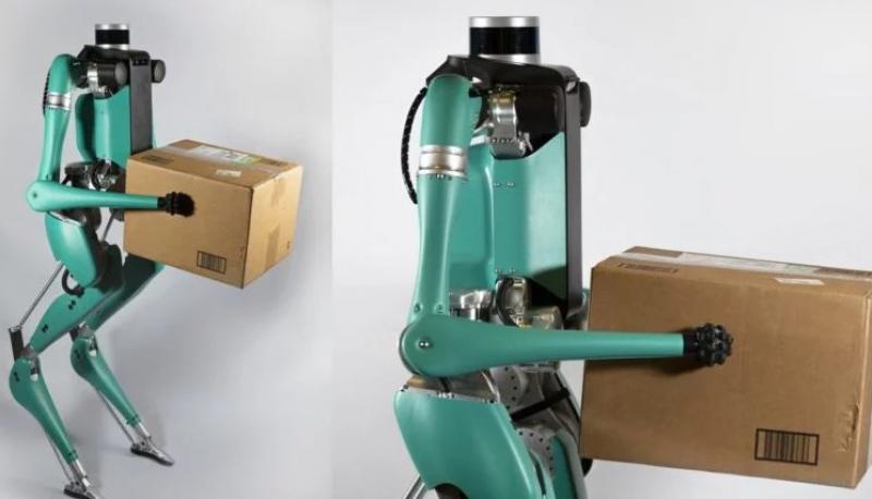 Digit новый робот-курьер