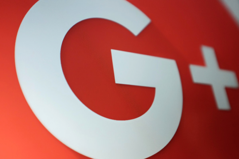 Дата закрытия Google+