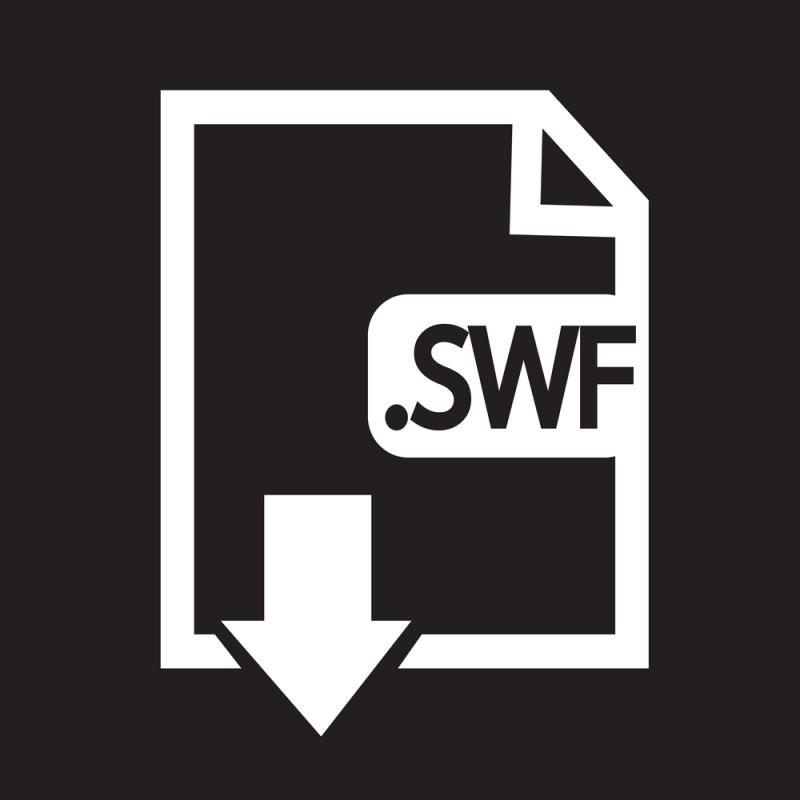 swf открыть