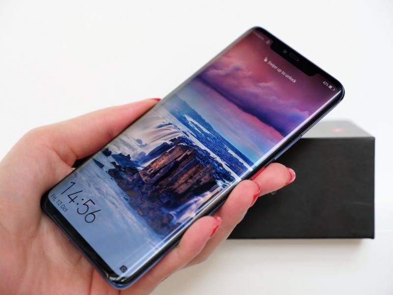 iPhone уступил первенство Huawei на рынке смартфонов