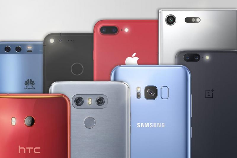 Список лучших смартфонов за последнее время