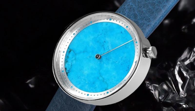 Xiaomi выпустит механические часы с уникальным мраморным циферблатом