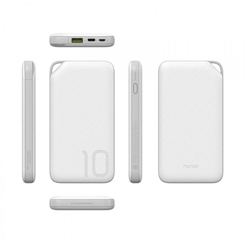 У Honor выйдет портативный аккумулятор на 10 000 мАч