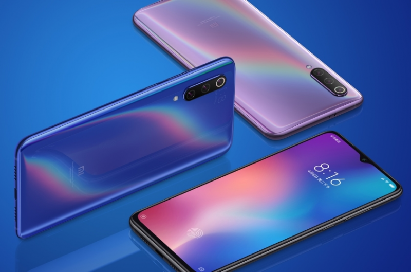 Xiaomi Mi 9 стал доступен для предзаказа в России