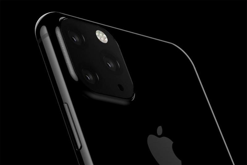 Новый iPhone с тройной камерой выйдет в сентябре
