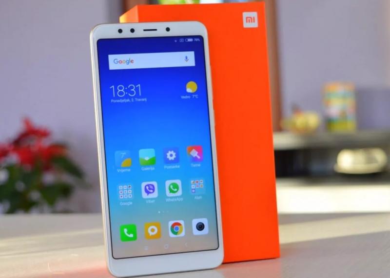 Пять лучших китайских смартфонов до 7000 руб