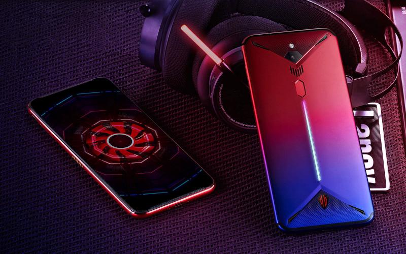 Nubia Red Magic 3 заняла первое место в рейтинге самых производительных смартфонов