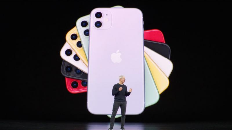 Презентация Apple 10.09.19 что интересного