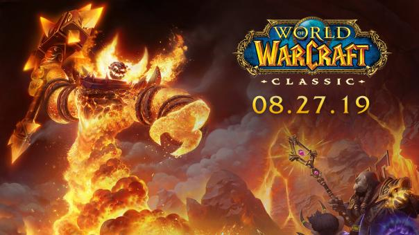 Вы этого ждали: Blizzard запустила World of Warcraft Classic