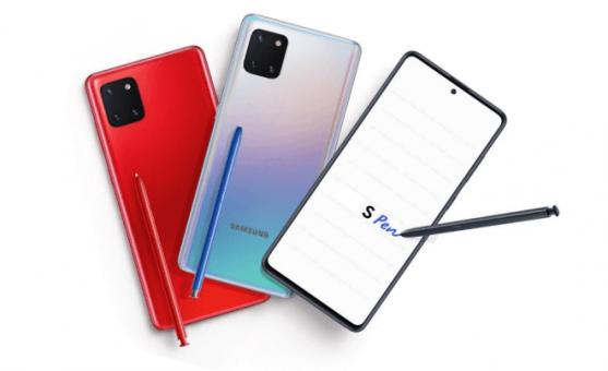 Рассекречен Samsung Galaxy Note10 Lite