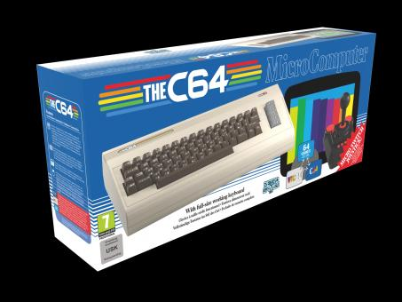 Культовый компьютер Commodore 64 снова в продаже