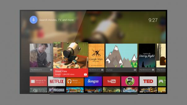 Топ приложений на Android TV